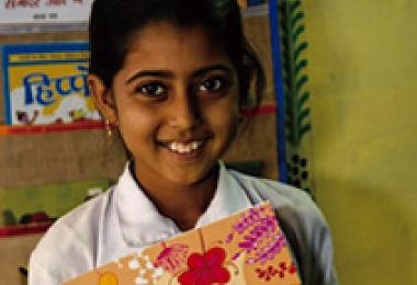 インド図書室開設プロジェクト