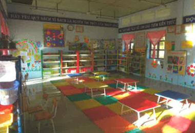 ベトナム図書室開設プロジェクト