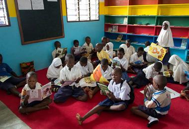 タンザニア図書室開設プロジェクト